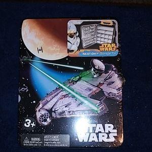 STAR WARS..LUNCH BOX/ TREASURE BOX